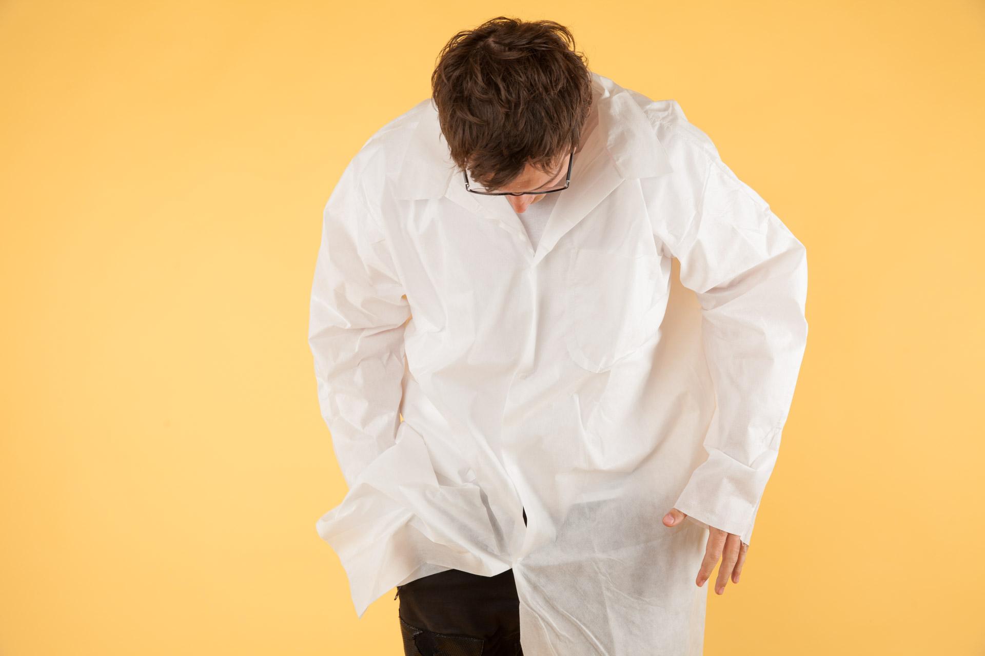 Kleenguard Coat